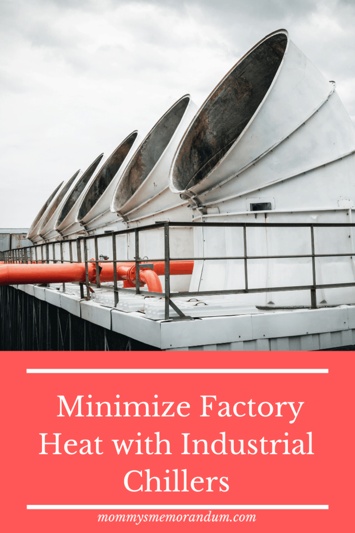Industrial facilities often utilize chillers, which eliminate heat from water as well as other liquids through vapor-compression or the absorption refrigeration cycle.