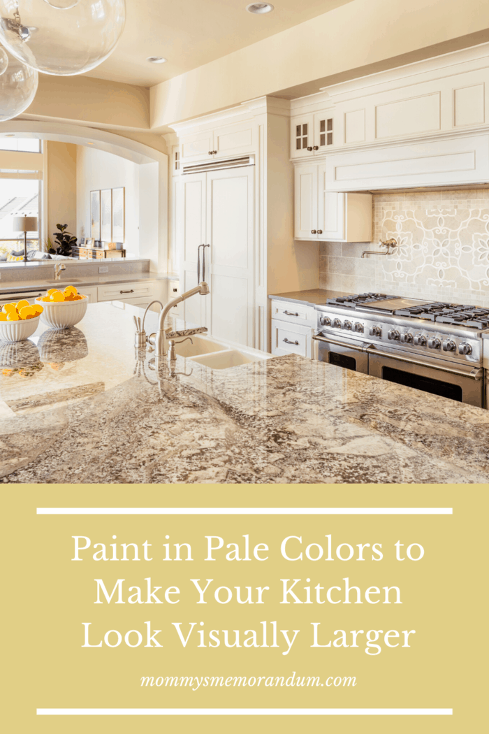 White is the brightest of them all, so it might prove to be a surefire solution – but if you do not like white, you might also go for cream or pale pastels to make the place look bigger.