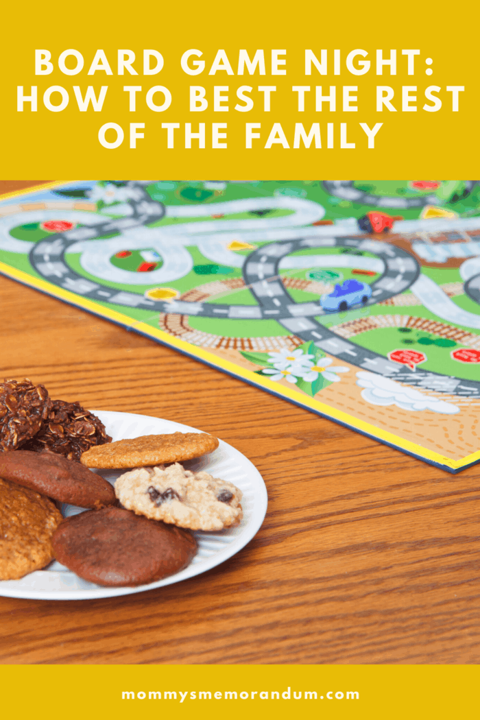 It's family board game night, but for those who love to win, how do you best the rest of the family on board game nights without spoiling the fun?