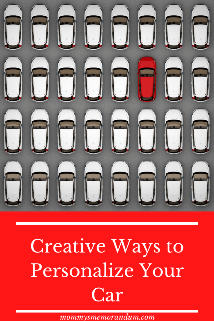 Looking to make your car unique? These creative ways to personalize your car will give you inspiration.
