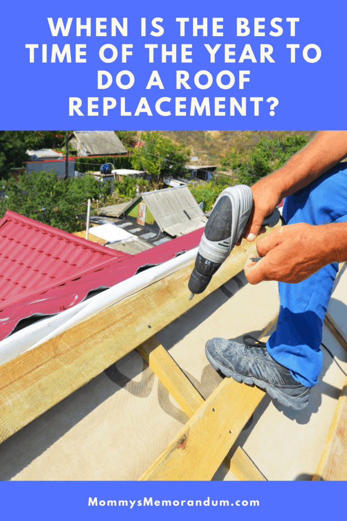 If you find any significant damages to the roofing system, then it is wise to move forward with plans for a roof replacement quickly.