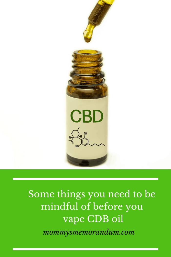 Ever since vaping has become a hype, vaping CBD oil has also become quite popular amongst people.