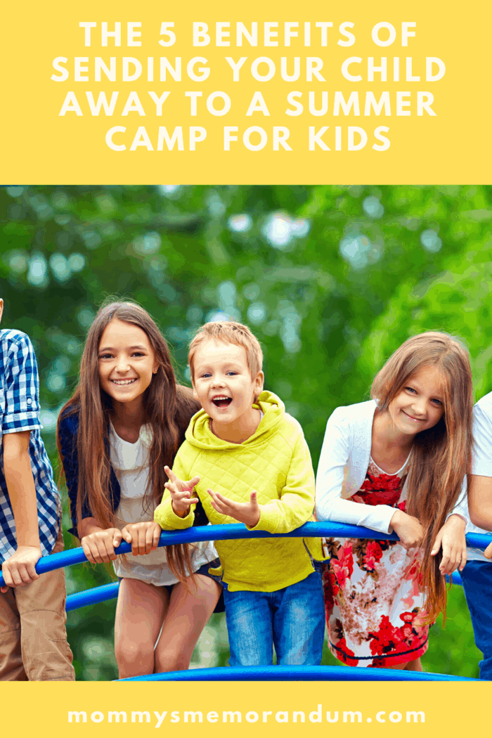 Your child will have the skills needed to put themselves out there after summer camp.