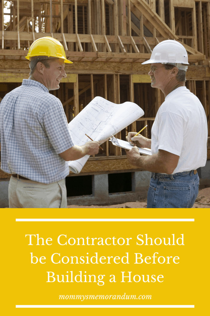Give yourself some time to shop around for the right builder to make sure you make the right decision before hiring them.
