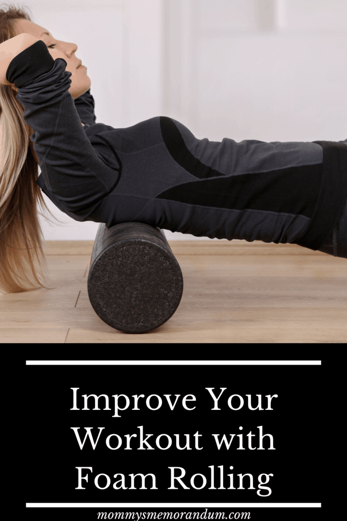 Foam rolling your muscle is the perfect warmup and cooldown.