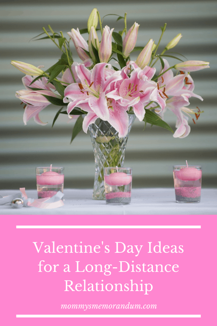 Flowers are always a welcome option for Valentine's Day.