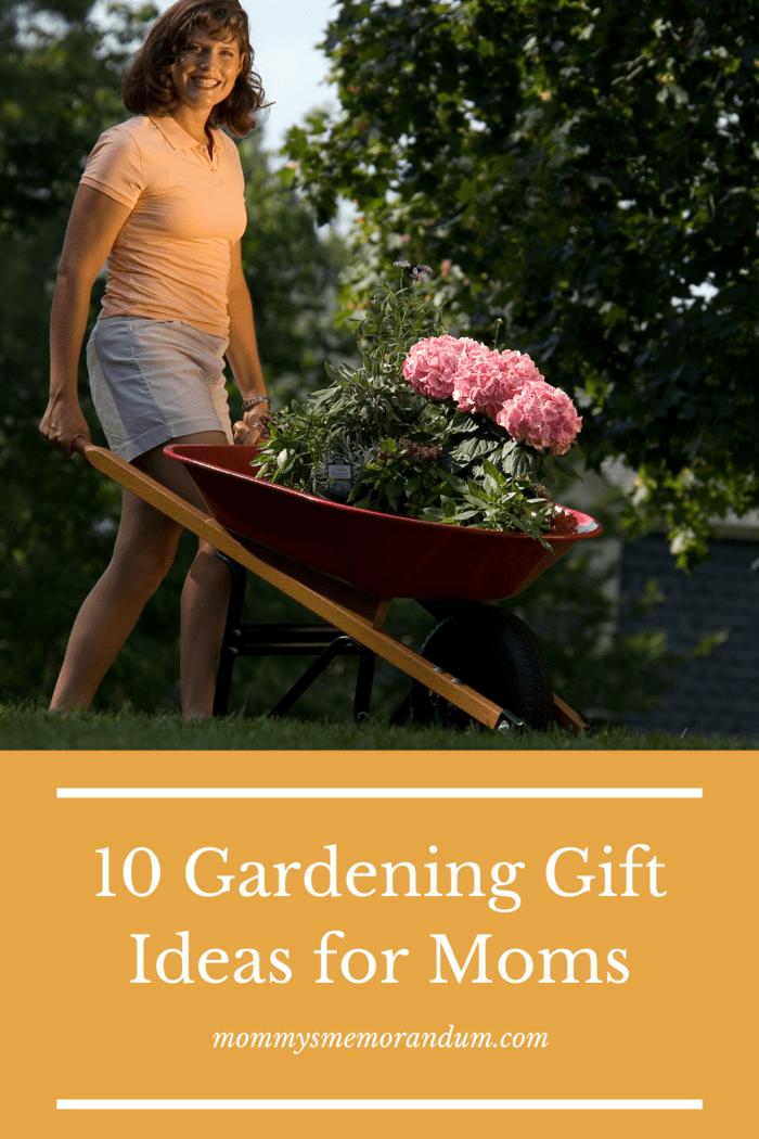 10 Gardening Gift Ideas For Moms Mommy S Memo