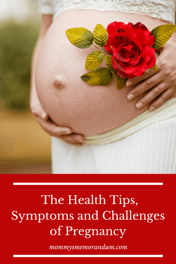 We discuss some pregnancy health tips, symptoms, and challenges, that could help you deal with problems that pregnancy brings along.