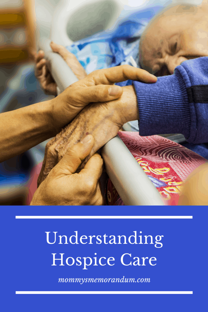 Your loved one's care is now in the hands of Hospice, we discuss what to know in understanding hospice care options to help you get through this time.