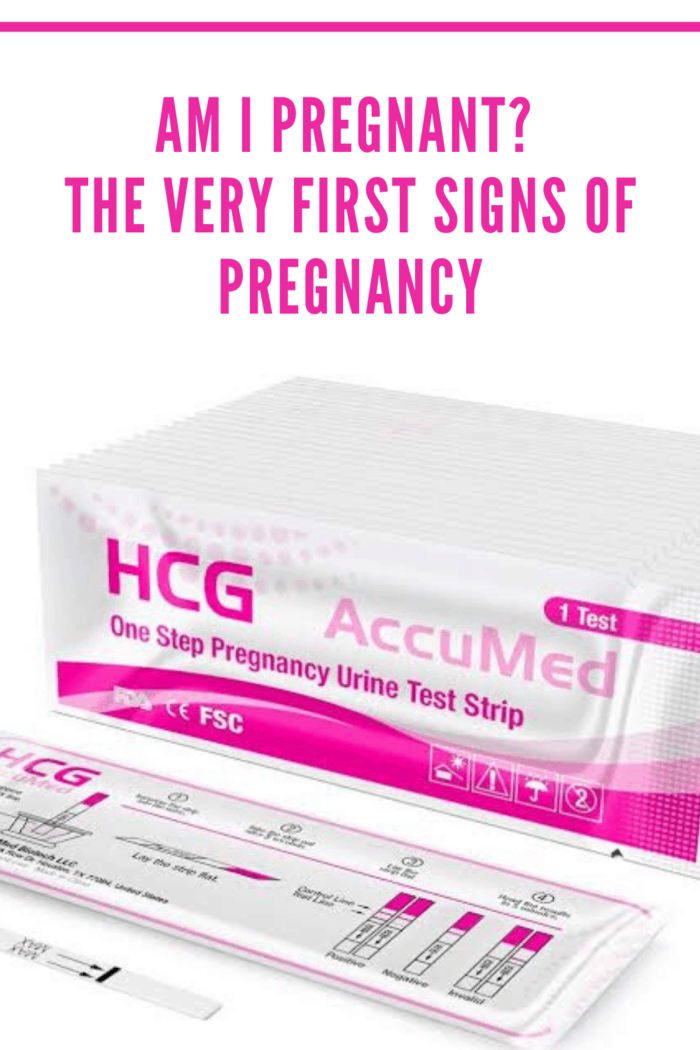 If you are not comfortable about getting diagnosed at a clinic, you can use a home Pregnancy Test kit.