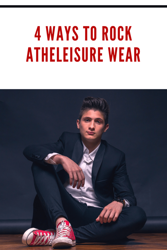 So, how do you sport your athleisure wear while maintaining style?