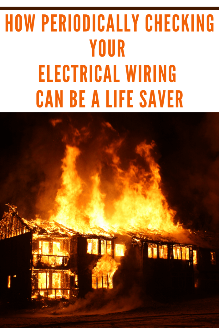 In this guide, we will go over with you why it's important to periodically be checking your electrical wiring to keep you safe.