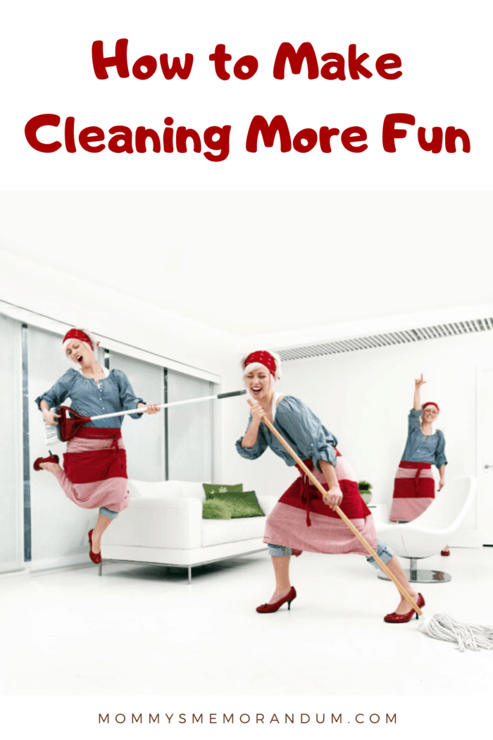 Worry no more, about getting things clean we've put together exciting tips that will make cleaning more fun.