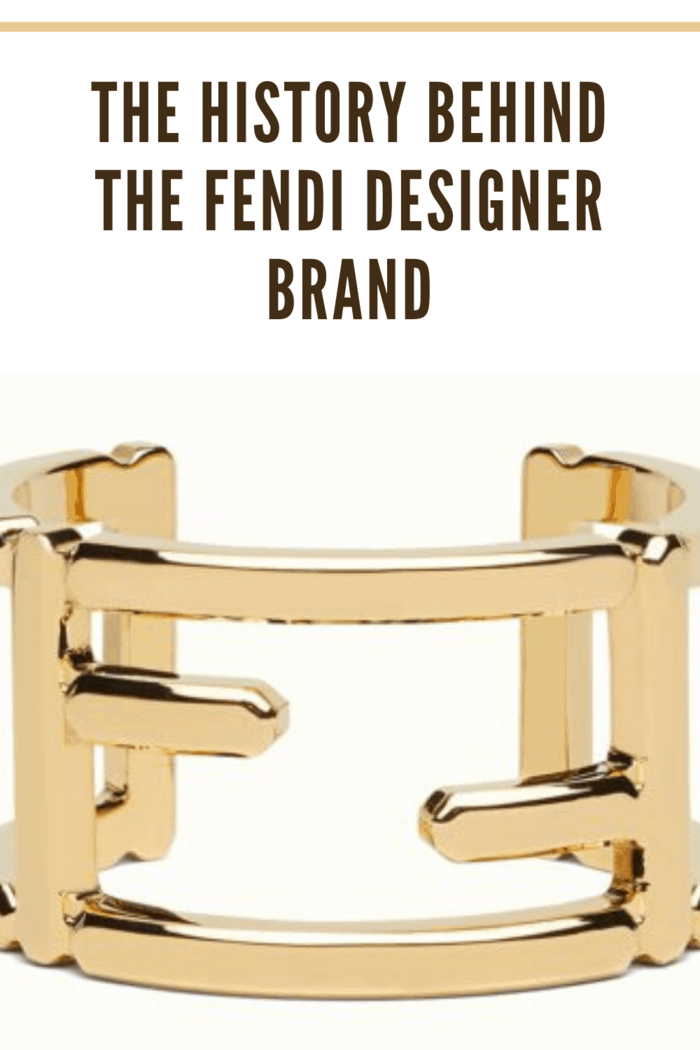 Between Fendi's philanthropy projects and quality products, it has proven its place in the world of high-end fashion.