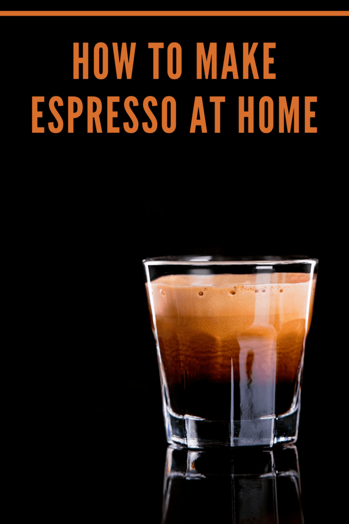 Whether you have an espresso machine at home or not, that shouldn't be an excuse as to why you can't always enjoy your espressos at home.