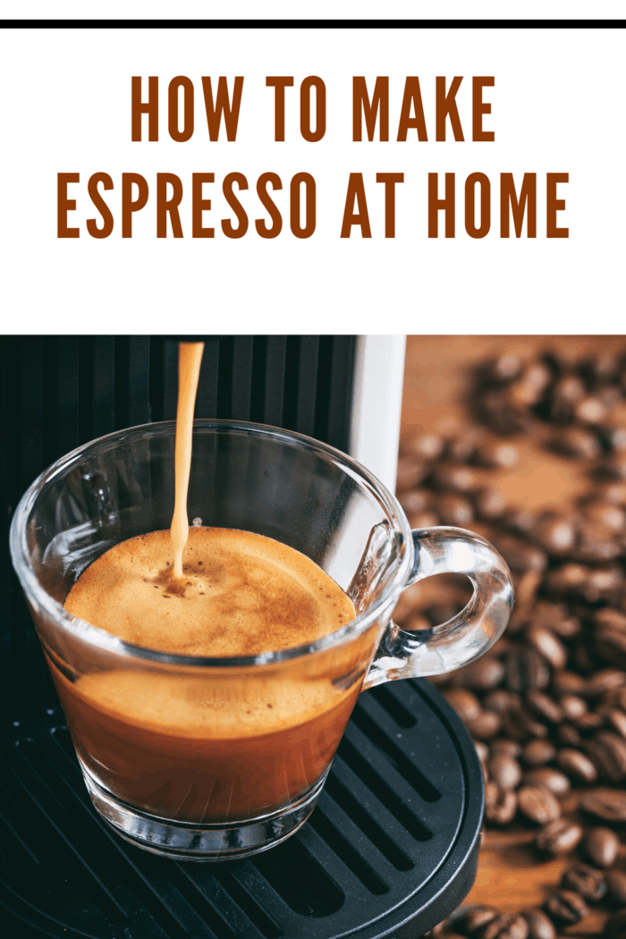 If you are wondering how or where to start making an espresso at home, we share valuable tips for the perfect cup.