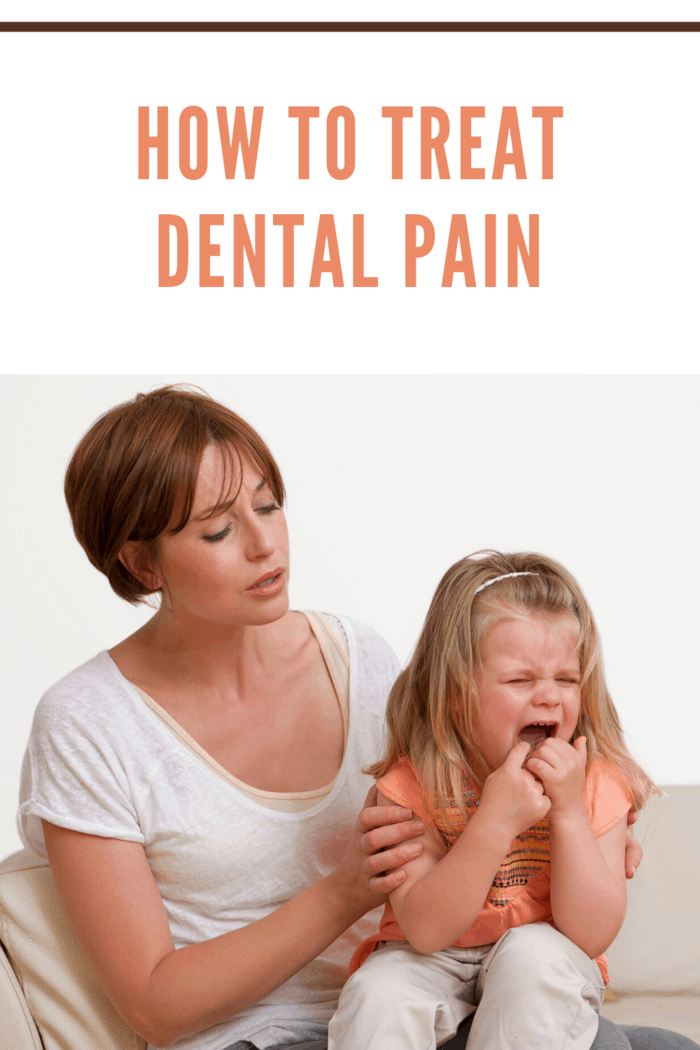 How to treat dental pains