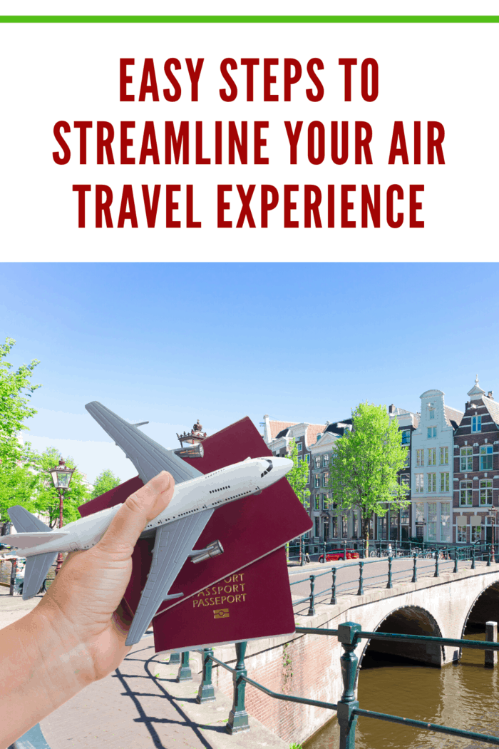 But with the tips mentioned above, you can maximize your air travel experience and travel will just be a breeze.