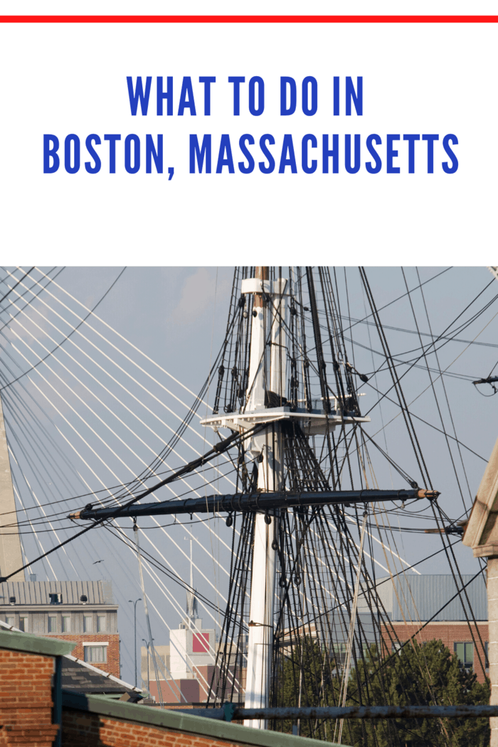 While every city has its significance, Boston holds some of the most important locations of the country's history.