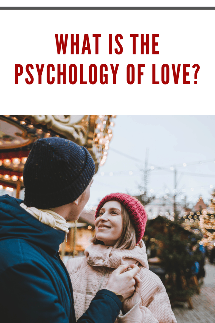 As stated earlier in the article, when you love a man or woman, your body produces a chemical called dopamine, which reinforces to your body that the actions you are taking part in are a good thing even if they are not.