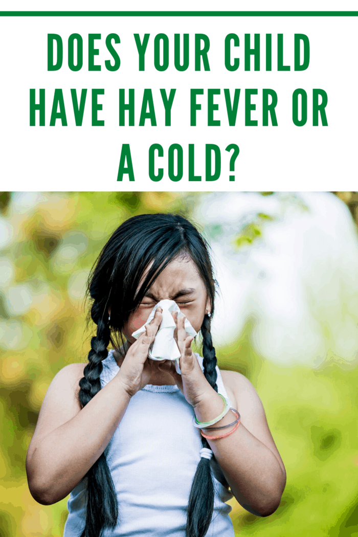 It is important to note that allergic reactions are a seasonal thing, so you can rule out hay fever if you have these symptoms when it is not a pollen or dust season.