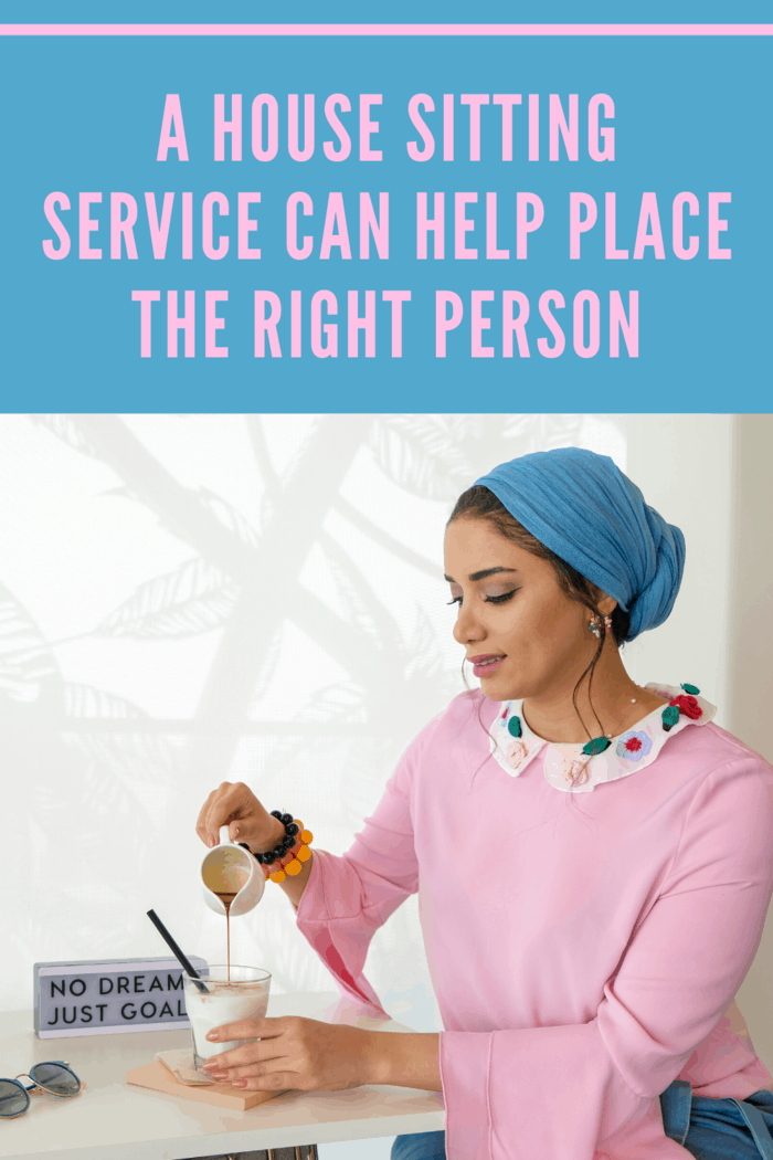 With a quick run through your list of family members and friends, you might be able to find one who has the time to serve your needs.