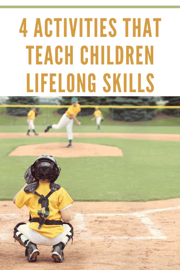 sports as a lifelong skill