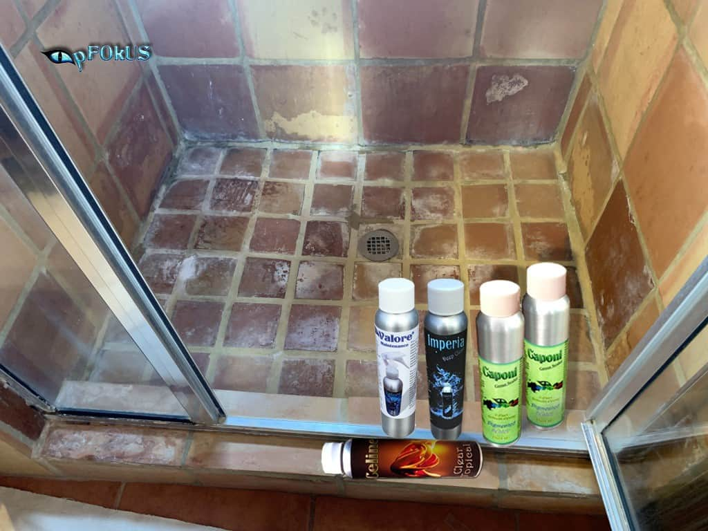 pfokus tile and grout cleaner sealer
