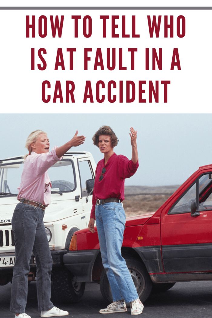 How to Prove a Car Accident Wasn't Your Fault
