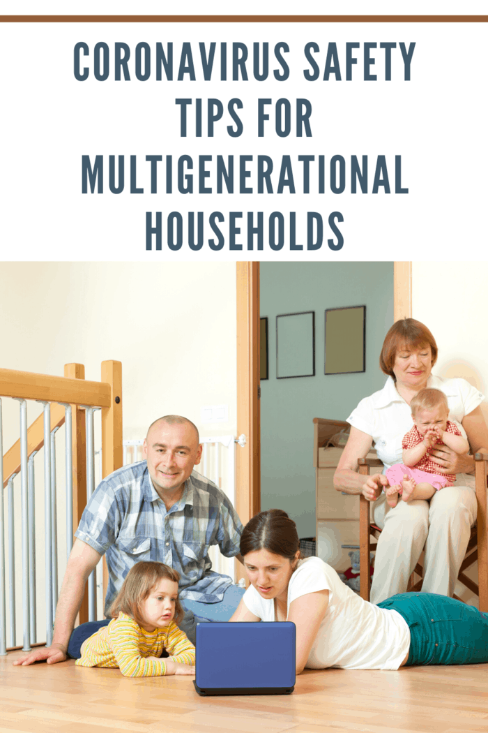 If you live in a multigenerational household with your own parents or in-laws as well as your children, or you're going to return to work, and your older parents are your childcare providers, knowing the facts will help you figure out the best course of action in this challenging time.