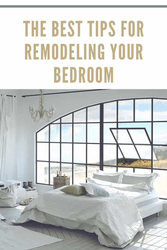 One of the most cost-effective ways of remodeling your bedroom is by moving the furniture around.
