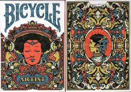 The Bicycle Artist Cards (second edition) by Prestige Playing Cards have a manufacturer's retail value of $11.99.