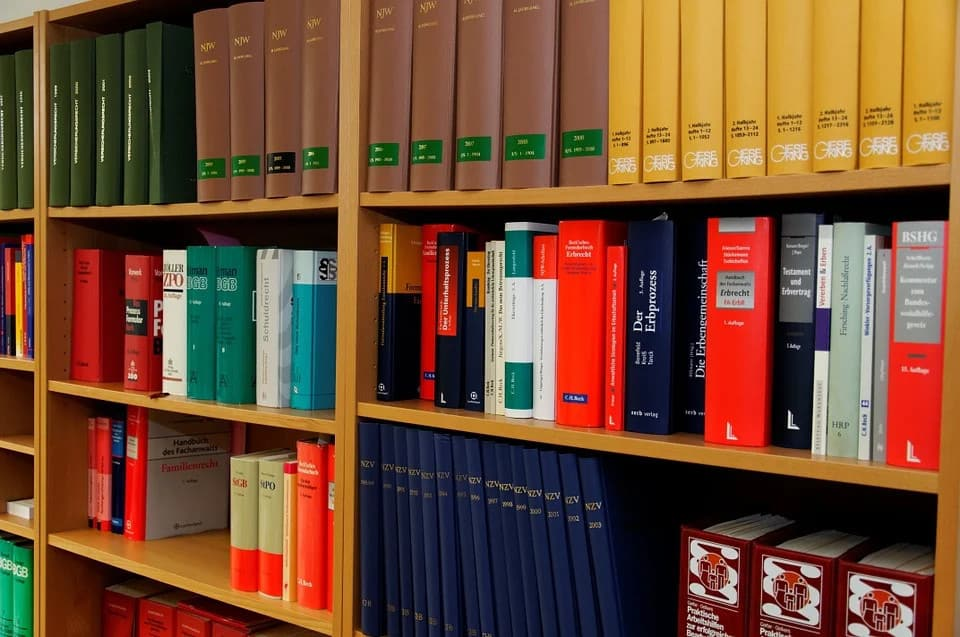 family law library of legal books