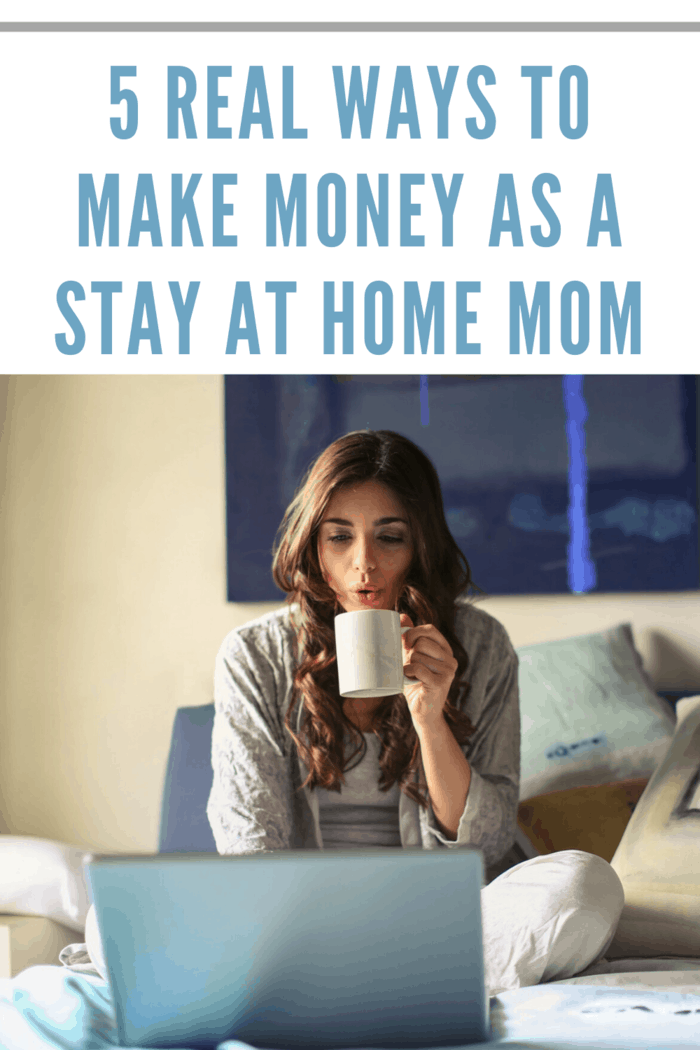 There are numerous people earning millions online, so why can't you? Start your journey now! 5 Real Ways to Make Money as a stay at home mom.