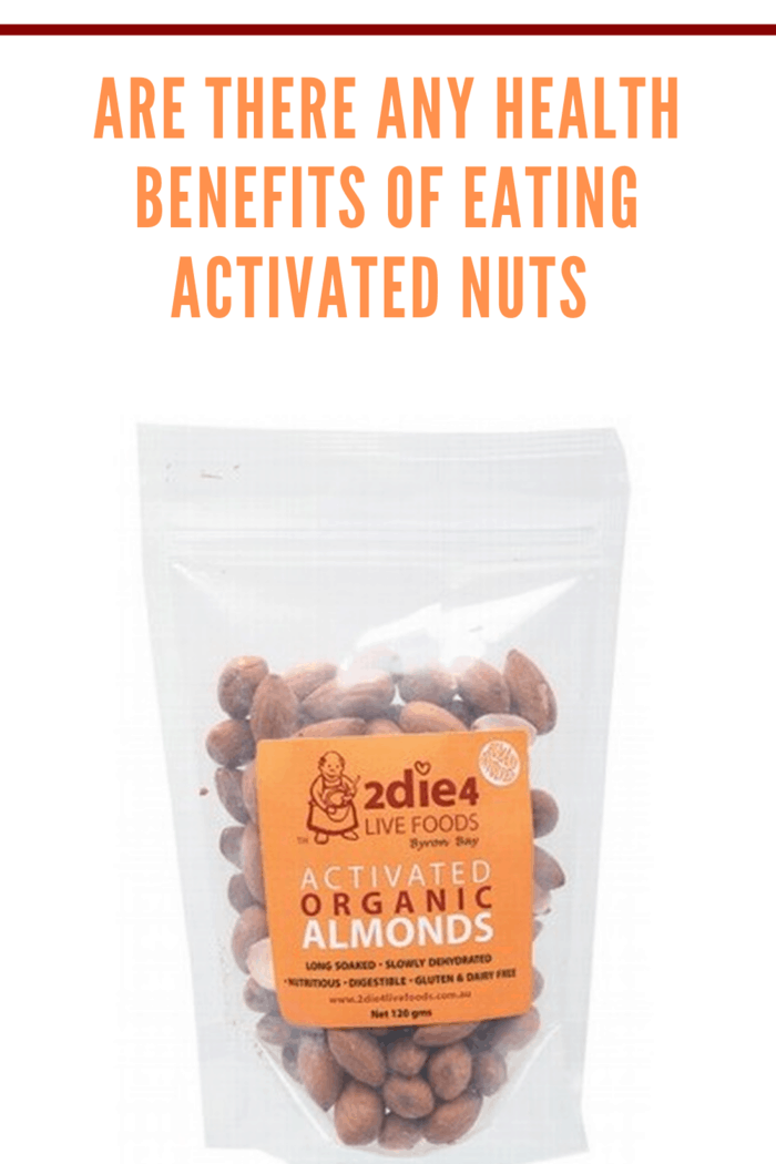The point of eating activated nuts is to reap all its health benefits, which you won't be able to do with raw nuts.