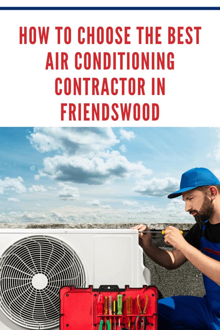 Air Conditioner, Equipment, Installing, Repairing, Repairman