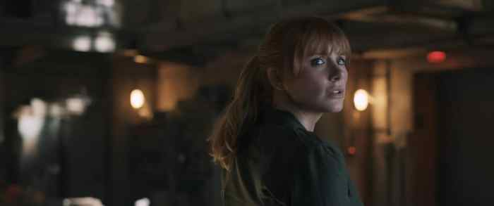 Bryce Dallas Howard Jurassic Park Final Kingdom