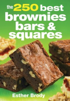 250 best brownies bars and squares