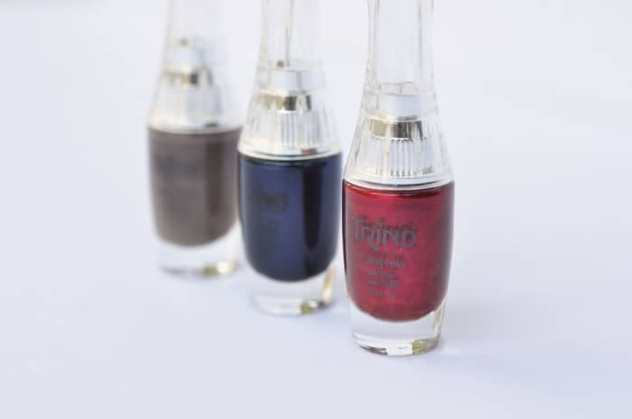 trind nail tips includes beautiful trendy nail polish for strong beautiful nails.