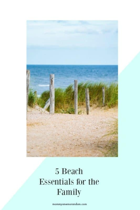 5 Beach Essentials for the Family