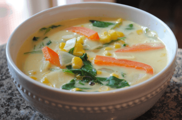 5 Foods that Will Make you Healthier than Ever vegetable soup