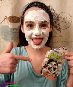 7th Heaven Face Mask Perfect for Holidays, Travel and Pampering
