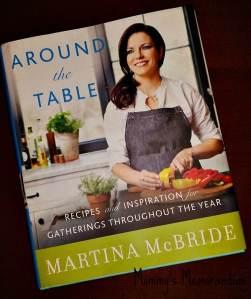 Around the Table @MartinaMcBride a Celebration of Food