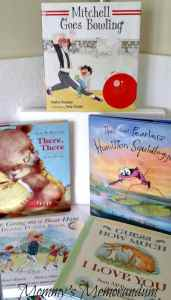 5 Books for Children to Share Father's Day Fun
