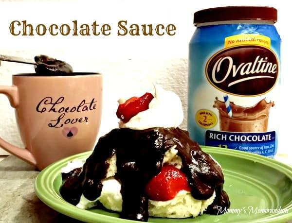 Chocolate-Sauce #Recipe