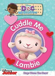 Doc McStuffins NEW DVD: Cuddle Me Lambie