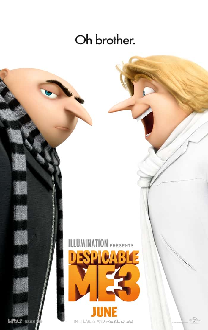dru and gru from despicable me 3