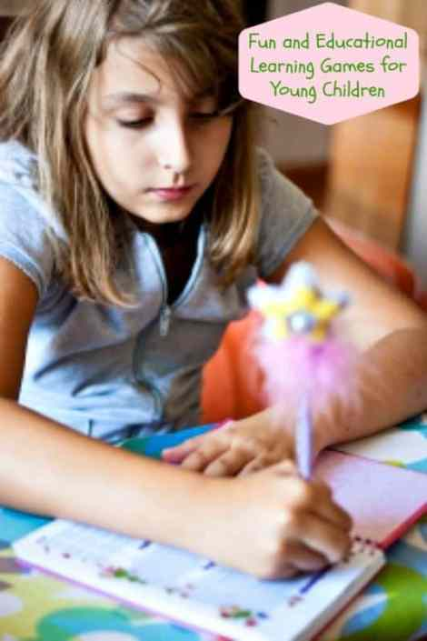 Fun and Educational Learning Games for Young Children