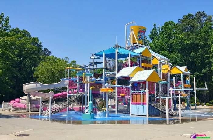 Kings Dominion soak city playhouse