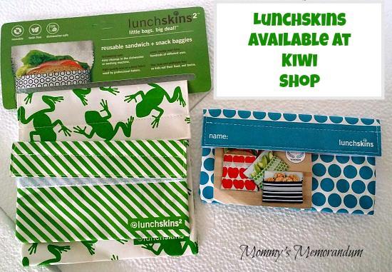 Kiwi Shop Lunchskins